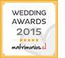 Llanos de Ceres, ganador Wedding Awards 2015 matrimonios.cl